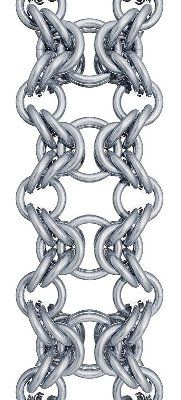 More Top Notch Chainmaille Jewelry Patterns
