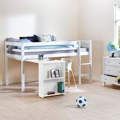 Hit Basic Bed by Flexa #Bed, #Furniture, #Kids