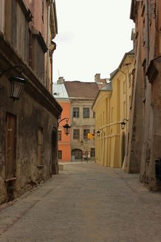 Lublin, Poland; Old Town