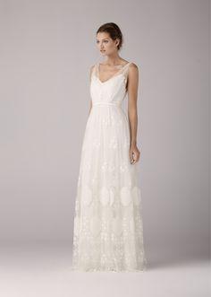 MAY WHITE suknie ślubne Kolekcja 2014