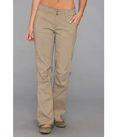 Prana Halle Pant.  This is another pair of great travel pants.  Although these are a bit heavier than the Eddie Bauer travel pants and might not dry completely overnight.