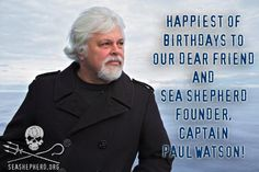 Captain Watson Sea Shepherd, Dear Friend, In This World, Acting, Note, People, Thanks, Animal Rights, People Illustration