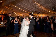 Wedding Reception   First Dance   Wedding Day   Sagamore   Adirondack Wedding   Bride & Groom   Love   Fall Wedding © Matt Ramos Photography