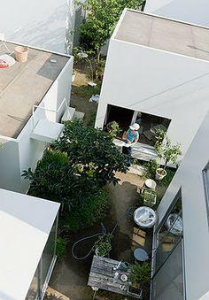 Moriyama houses
