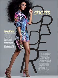 Model Antonela Xavier   Revista Corpo a Corpo   Sep 2012
