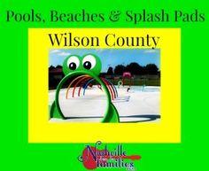Splash Pad And Pools On Pinterest