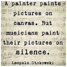 Leopold Stokowski quote