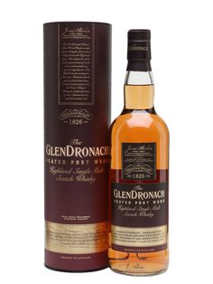 Glendronach Peated Portwood (£59)