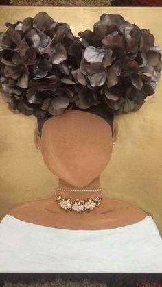 68 ideas black history month door decorations style for 2019 Black Girl Art, Black Women Art, Art Girl, Black Art Painting, Black Artwork, African American Art, African Art, Black Art Pictures, Beautiful Pictures