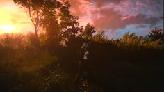 Atmospheric fight vs golem with sunset (sorry potato fps) #TheWitcher3 #PS4 #WILDHUNT #PS4share #games #gaming #TheWitcher #TheWitcher3WildHunt