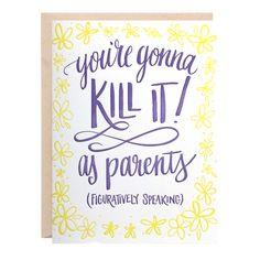 Gonna Kill It As Parents