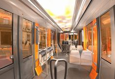 European trams (interior and exterior). Which have the best design?? - SkyscraperCity