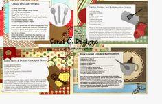 4 Recipes
