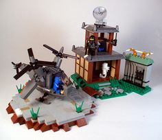 Amazing Lego Ninjago Mocs   Lego Educational Resource