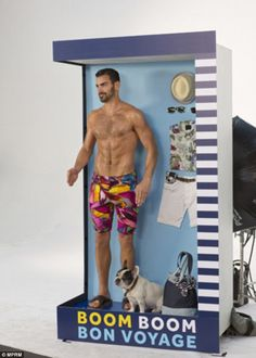 Surfer dude: After discovering that he was the final winner, Nyle hid out in Hawaii 'surfi...