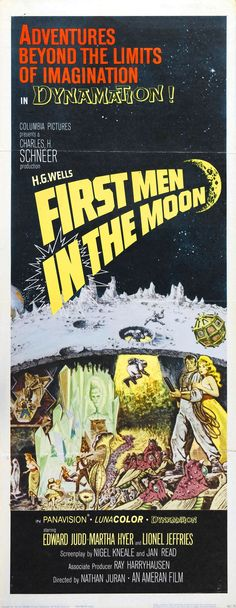 First Men In the Moon (1964)