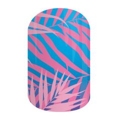 Flamingo Punch | Jamberry | Whether you're jetting off to an exotic island or just embracing the tropical-trend, 'Flamingo Punch' is just what you need!