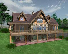 House Plans - Emerson - Linwood Custom Homes