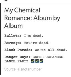 bullets, danger days, frank iero, funny, gerard way - image ...