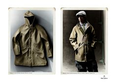Nigel Cabourn vs Lanificio Cerruti AW 13/14 | Umbrella Magazine