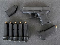 Glock 27 and sizes of grip extenders