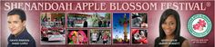 Shenandoah Apple Blossom Festival in Winchester, VA   April 26- May 5 2013