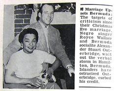 vintage interracial couples