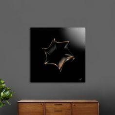 Discover «Dark Star», Numbered Edition Aluminum Print by Konstantin Sevostyanov  - Curioos
