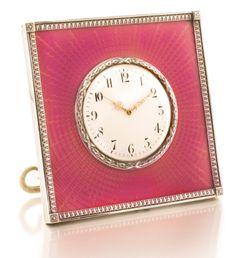 clocks | sotheby's l12116lot6j3f7en