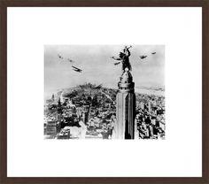 Merian C. Cooper / Ernest B. Schoedsack, King Kong, 1933 / 2010 © www.lumas.com/ #Lumas