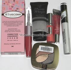 Multi-prize international makeup giveaway part II