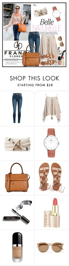 """Something like you..."" by cindy88 on Polyvore featuring Sans Souci, Barbara Bui, Billabong, Bobbi Brown Cosmetics, Marc Jacobs, Yves Saint Laurent and francoflorenzi"