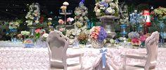 """Cinderella"" 2015 Philadelphia Flower Show"