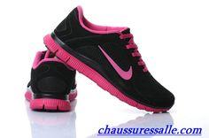 meet 46e6e 92168 Vendre Pas Cher Chaussures Nike Free 4.0 V3 Femme F0019 En Ligne. Schuhe  OnlineFarbeSchwarzDamenAir ...
