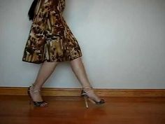 ▶ Followers: Forward Ocho Adornos 6 ~ Argentine Tango - YouTube