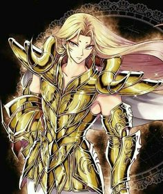 Saint Seiya Mu Aries ♈