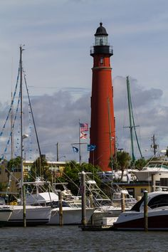 Ponce Inlet Lighthouse by David Beechum on 500px
