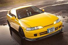 Honda Integra Type-R