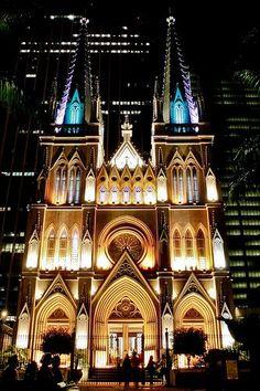 Catedral Presbiteriana in Rio de Janeiro, RJ | Brazil