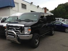 QUIGLEY 4 WHEEL DRIVE FORD E350 EXT VAN, US $41,995.00, image 1