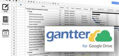 Jeśli aktywnie korzystasz z narzędzi Google to chyba najwyższy czas przejść na zarządzanie projektami z Gantter for Google Drive - alternatywa MS Project
