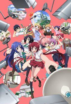 Funimation Streams Castle Town Dandelion Dub Trailer by Mike Ferreira