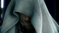 Rufus Shinra. Final Fantasy VII: Advent Children Complete. Screenshot.
