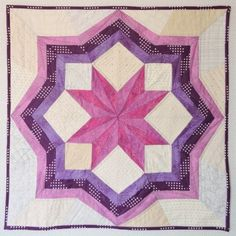 Happy Star quilt