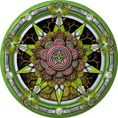 Earth Elemental Pentacle