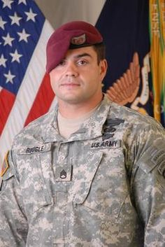 Army Staff Sgt. Larry I. Rougle  Died October 23, 2007 Serving During Operation Enduring Freedom  25, of West Jordan, Utah; assigned to 2nd Battalion, 503rd Airborne Infantry Regiment, 173rd Airborne Brigade Combat Team, Vicenza, Italy; died Oct. 23 in Sawtalo Sar Mountain, Kunar Province, Afghanistan, of wounds when he was engaged by enemy small arms fire during combat operations.