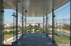 Italian architect Renzo Piano has finished a major new park, library and theatre complex in Athens, the Stavros Niarchos Cultural Centre. Renzo Piano, Greece Art, Athens Greece, Stavros Niarchos, Urban Analysis, Architecture Portfolio, Architecture Diagrams, Site Plans