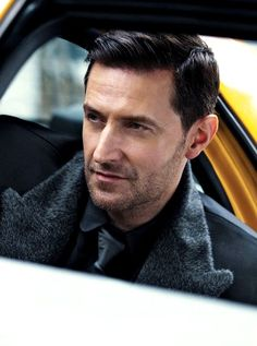 Richard Armitage, December 2012, photoshoot by Anders Overgaard for Glamour January 2013