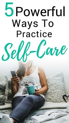 "Practicing self-care is important even when you are a busy mom. We often get caught up in the ""got to get things done before kids wake up"" but moms need to remember that they need to take care of themselves as well. Click this pin now to see 5 successful ways moms can practice self-care. #selfcareforbusymoms #selfcareformothers #selfcareforwomen #selfcareroutine #selfcareroutinetips"