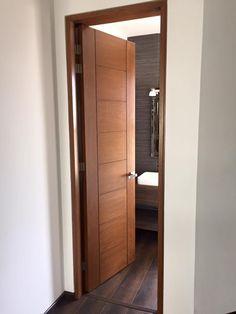 Home Door Design, Wooden Main Door Design, Bedroom Door Design, Door Design Interior, Front Door Design, House Design, Bedroom Doors, Modern Wooden Doors, Modern Door